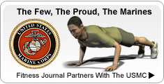 fitness journal USMC